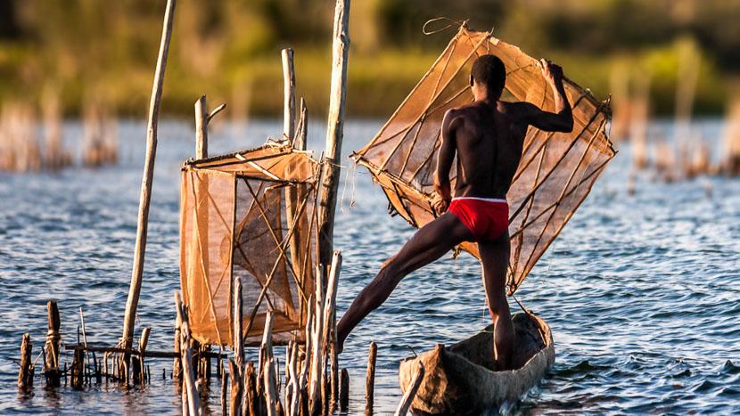 Visite de Fianarantsoa, Canal des Pangalanes, Madagascar