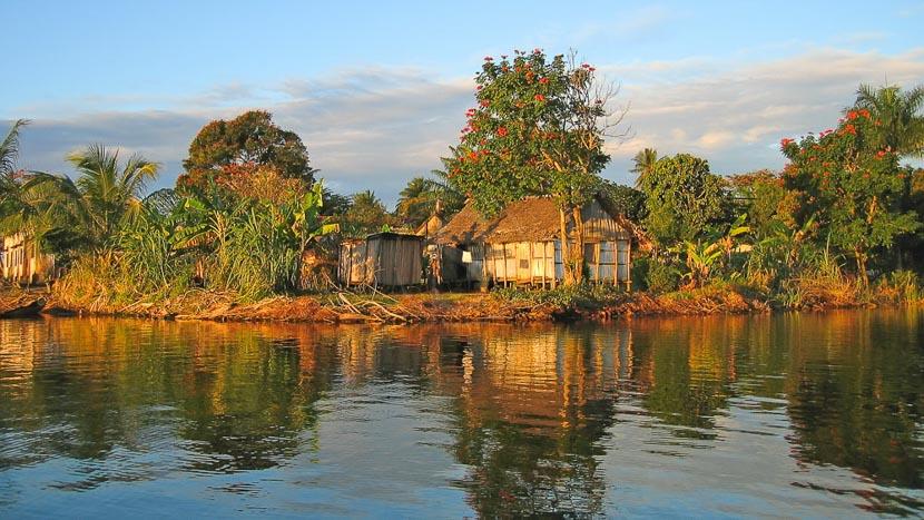 Excursion au parc national de Ranomafana, Canal des Pangalanes, Madagascar