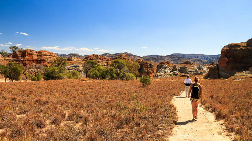 Parc national d'Isalo, Parc National de Isalo, Madagascar