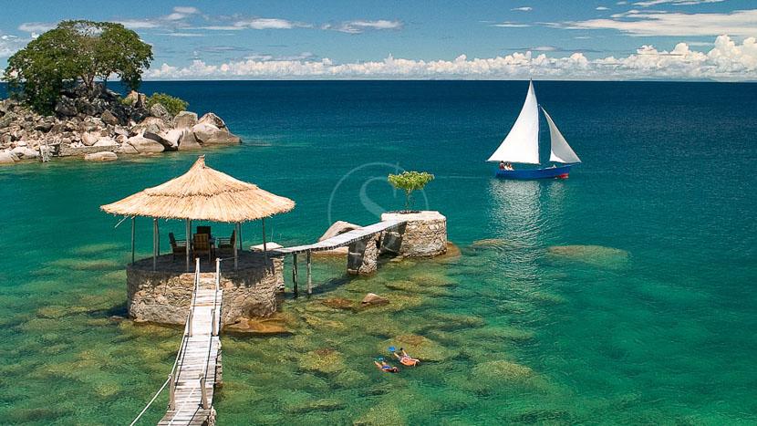 Plongée dans le lac Malawi, Kawa Mawa Resort, Malawi