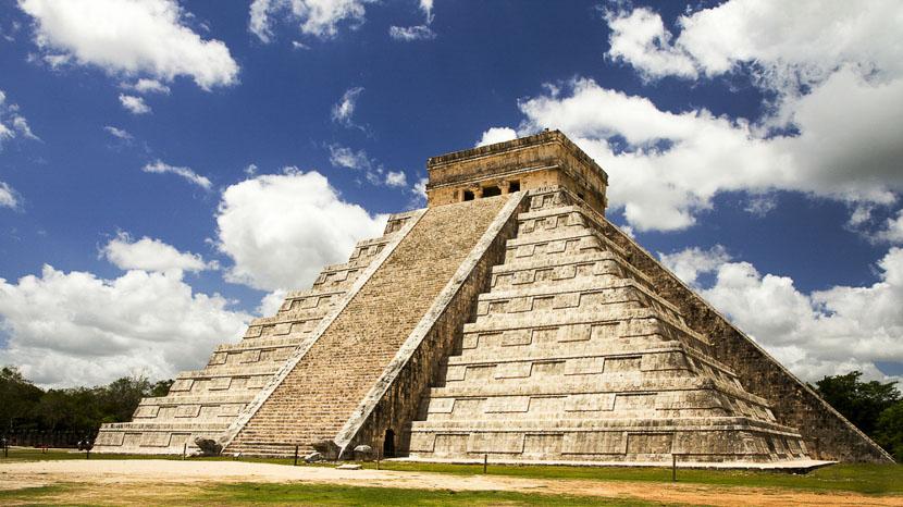 Chichén Itzá, Chichen Itza, Mexique