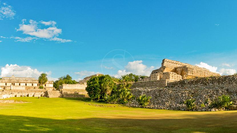 Uxmal et les sites de la route Puuc, Site Maya de Kabah, Mexique