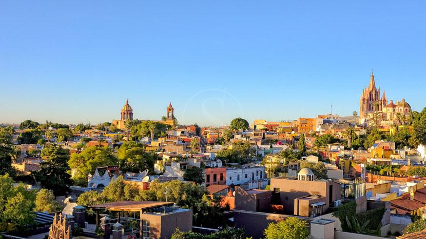Les villes coloniales au patrimoine mondial, San Miguel De Allende, Mexique