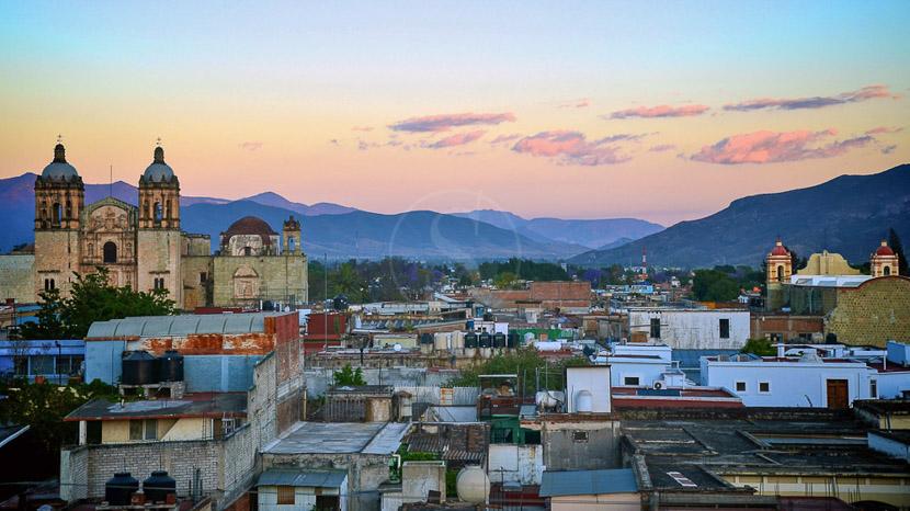Les villes coloniales au patrimoine mondial, Oaxaca, Mexique