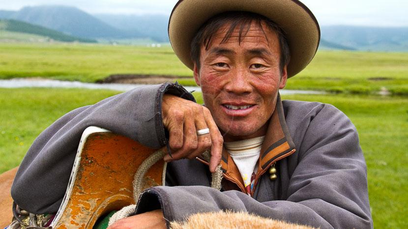 Equitation au Five Rivers Tour Camp, Randonnée à cheval, Mongolie