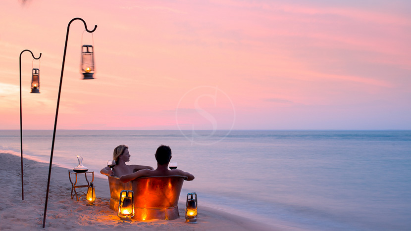 Barefoot luxury, Benguerra Lodge, Mozambique © &Beyond