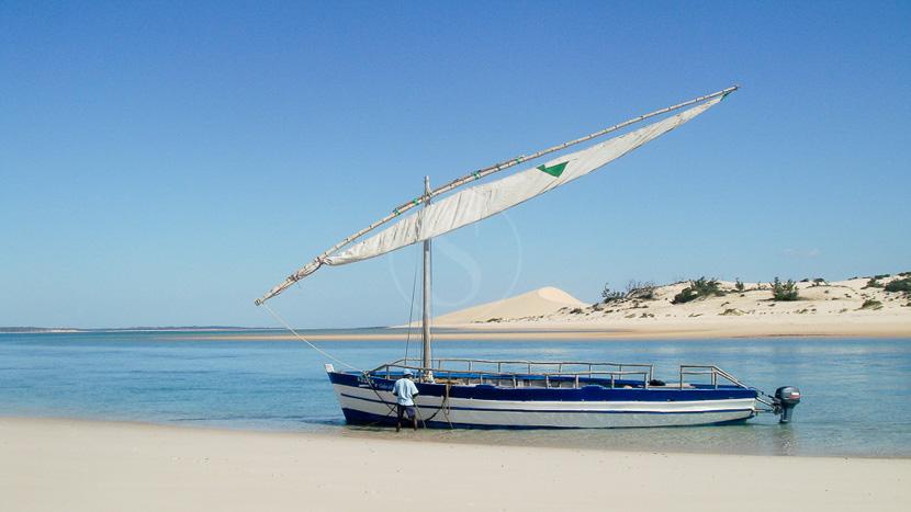 Archipel de Bazaruto, Azura Lodge Benguerra, Mozambique