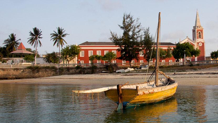 Île de Mozambique, Coral Lodge sur l'Ile de Mozambique, Mozambique