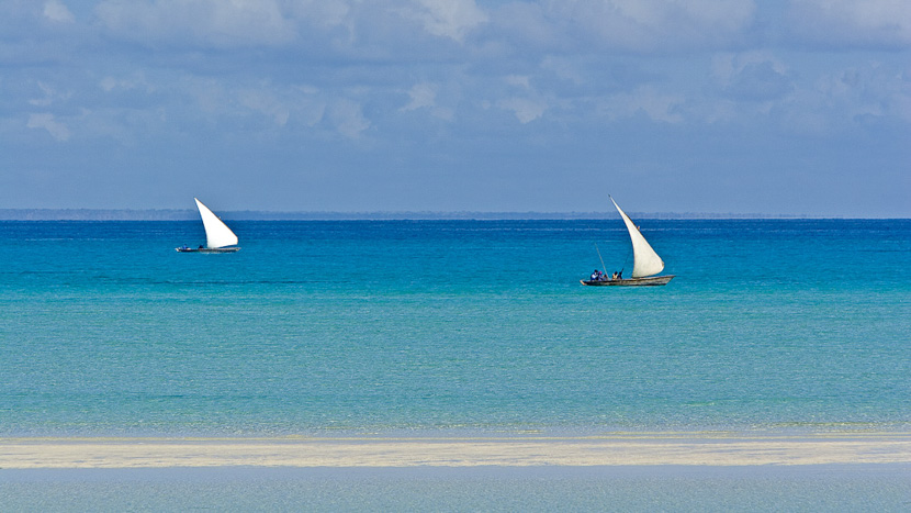 Parc national des Quirimbas, Medjumbe Island, Quirimbas, Mozambique