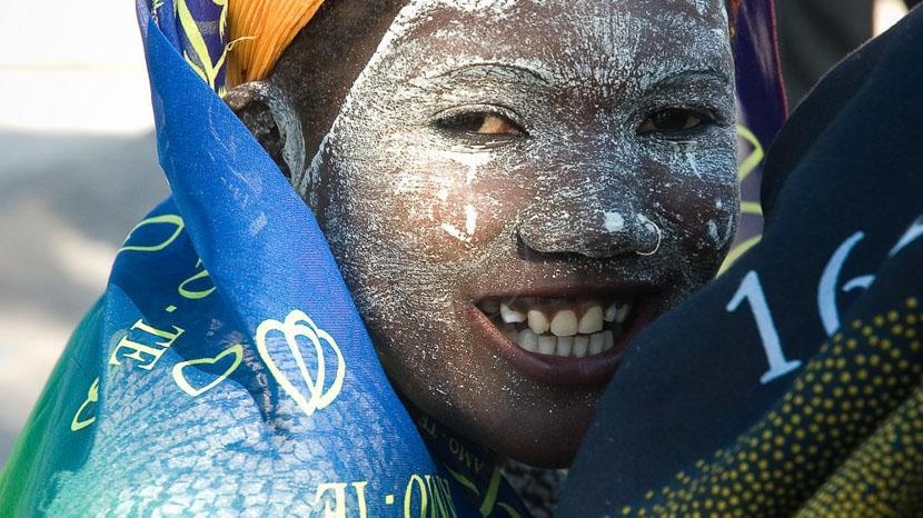 Rencontre avec les Mozambicains, Matemo Island Resort, Mozambique