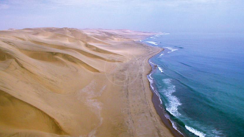 La Namibie vue du ciel, Wolwedans NamibRand Reserve, Namibie