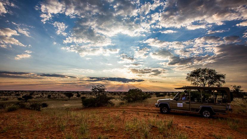 Désert du Kalahari, Kalahari Anib Lodge - Gondwana Collection, Namibie