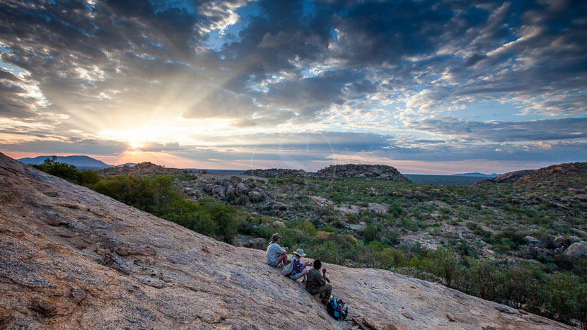 Kaokoland, Erongo Wilderness Lodge, Namibie