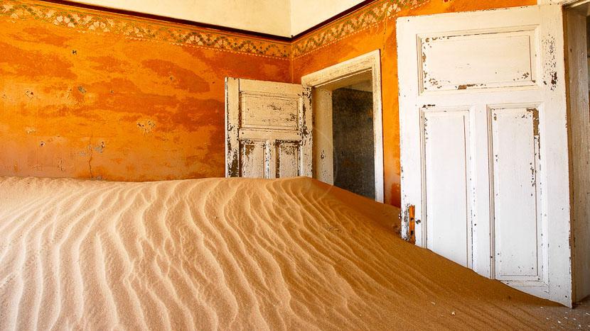 Kolmanskop, Kolmanskop, Namibie