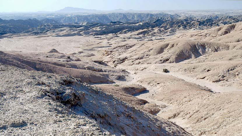 Swakopmund - Vallée de la lune, Vallée de la lune, Namibie