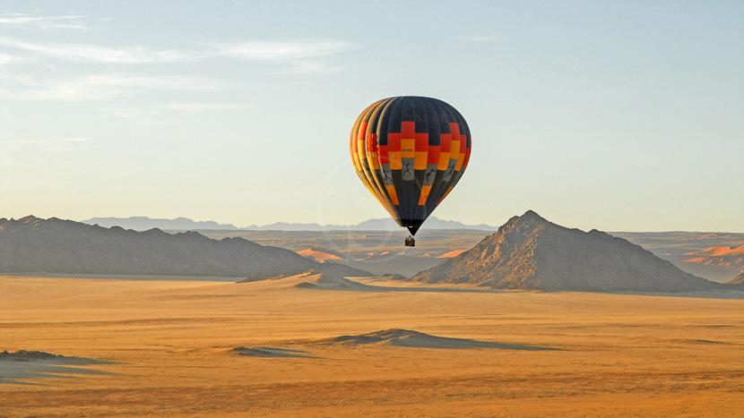 Parc national de Namib-Naukluft, Le Mirage Resort & Spa, Namibie