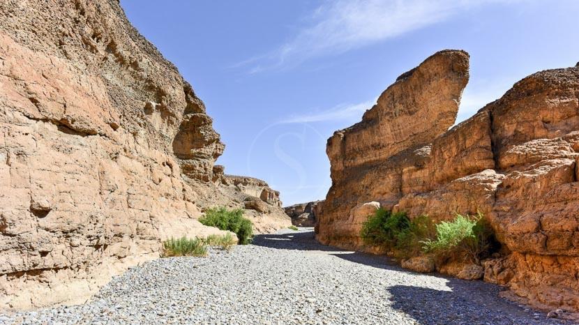 Journée d'excursion à Sossusvlei au départ de Sesriem, Cayon de Sesriem, Namibie © Kehi re juru