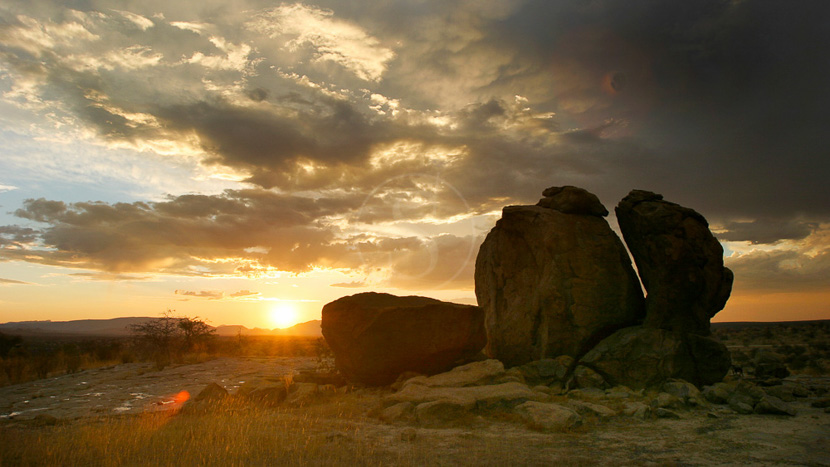 Parc national du Waterberg, Erongo Wilderness Lodge, Namibie