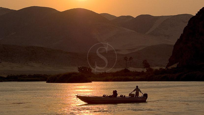 Activités à Serra Cafema, Serra Cafema Lodge, Namibie © Dana Allen - Wilderness