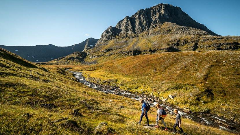 Activités d'été à Malangen Resort, Malangen Resort Activites Summer, Norvège