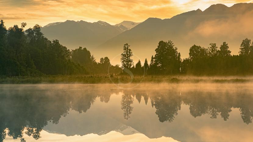 Parc national de Fiordland, Doubtful Sound, Nouvelle Zélande © Shutterstock