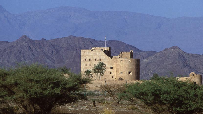 Château de Jabreen, Fort de Jabreen, Oman