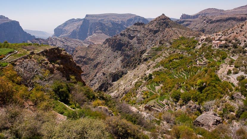 Jebel Akhdar, Jabal Akhdar, Oman