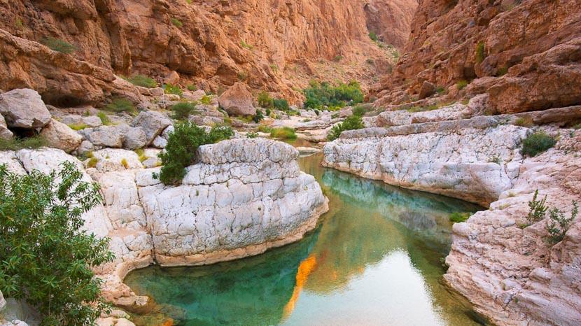 Wadi Bani Khalid, Sour, Oman