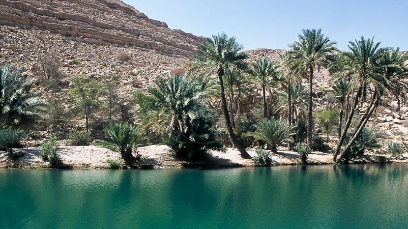 Wadi Bani Khalid, Wadi Bani Khalid, Oman