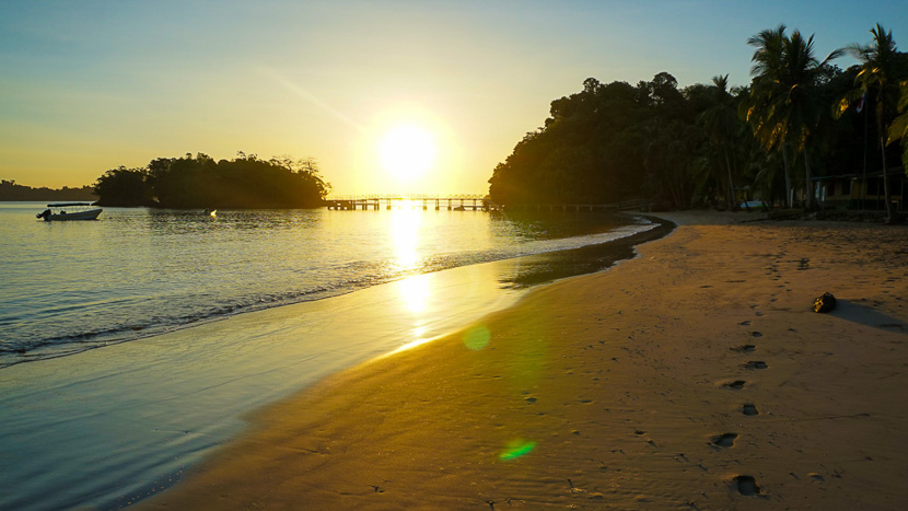 Isla de Coiba, Coiba National Park, Panama