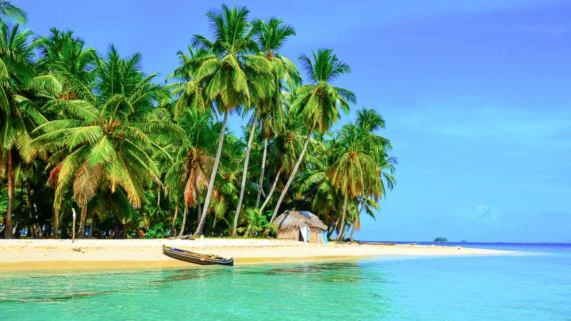 Archipel de San Blas, Archipel des San Blas, Panama