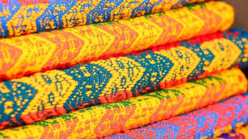 Savoir faire multicolore, Vallée sacrée, Pérou