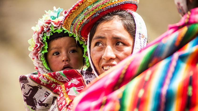 Communautés et villages de la Vallée sacrée, Huacahuasi Lodge, Pérou