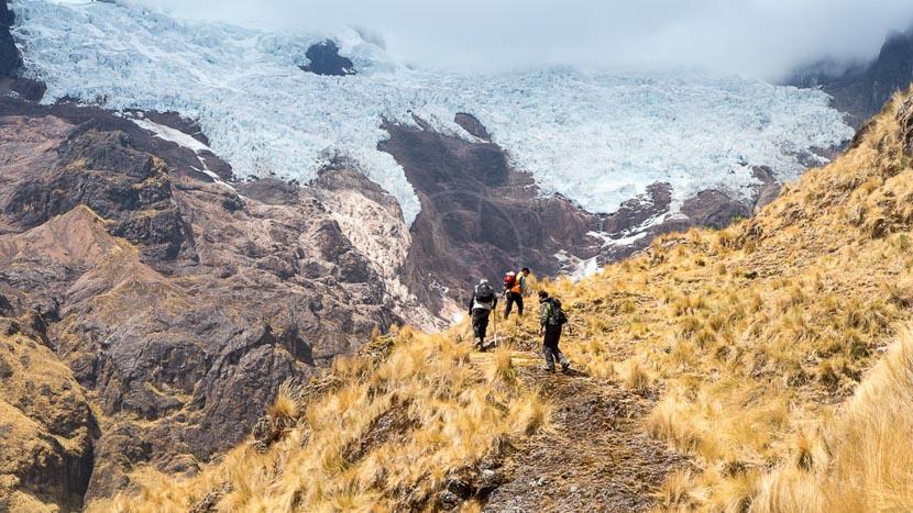 Randonnée dans la Vallée sacrée, Explora Valle Sagrado, Pérou © Explora