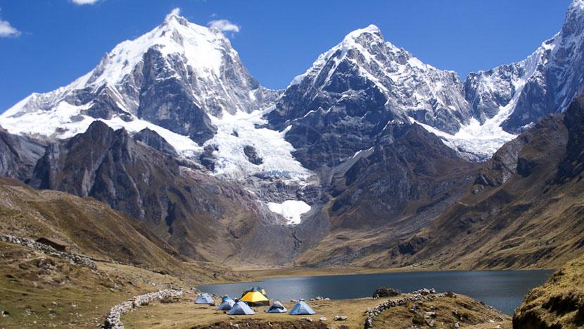 Randonnée dans la Vallée sacrée, Vallée sacrée, Pérou