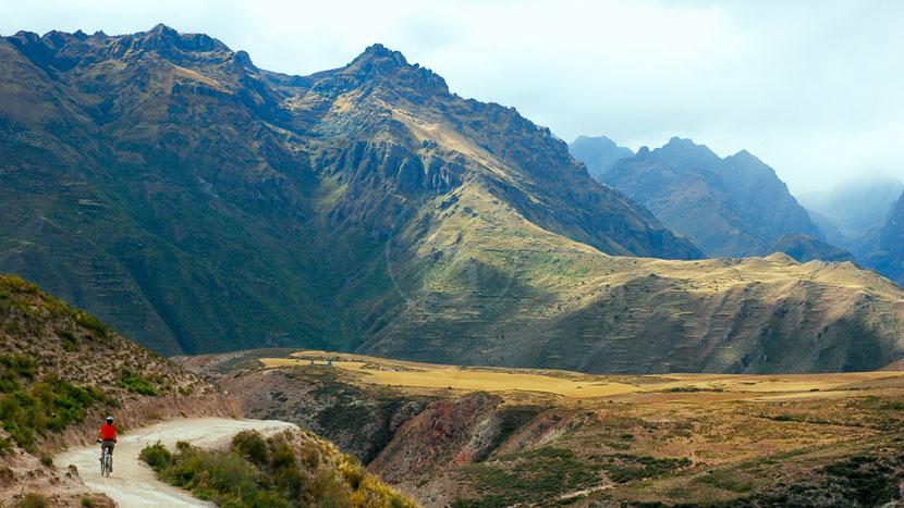 Exploration de la Vallée sacrée en VTT, Vallée sacrée, Pérou