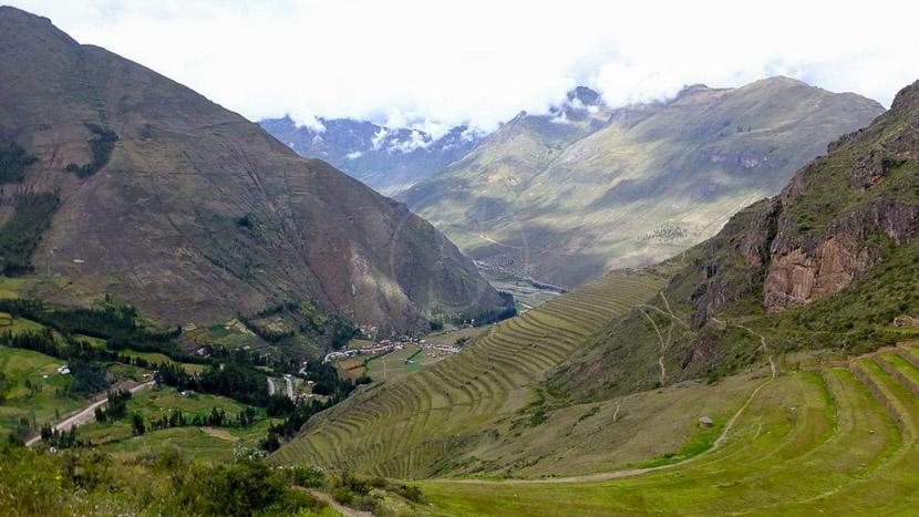 Písac, Village Pisac, Pérou