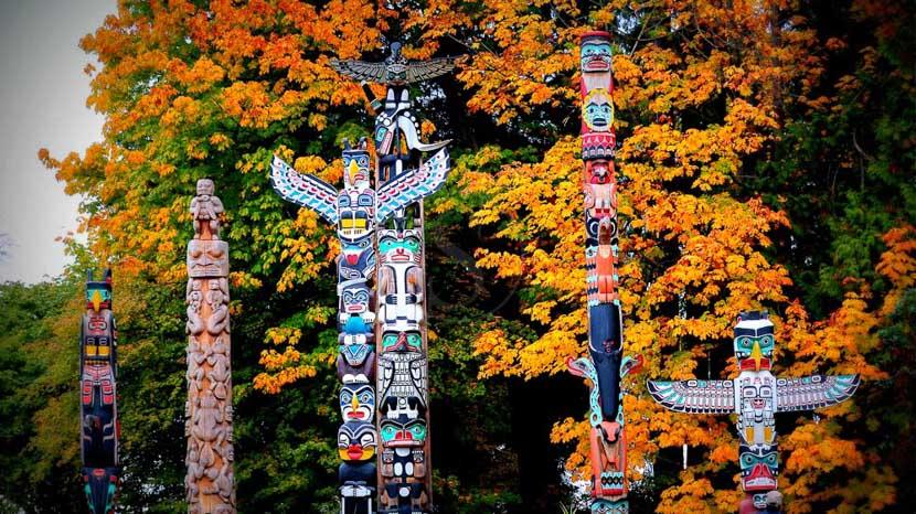 Sur les traces des chercheurs d'or, Ville de Vancouver, Canada © Shutterstock