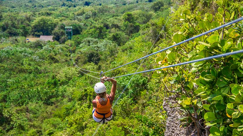 Activités à Las Terrenas, République Dominicaine © Office Tourisme