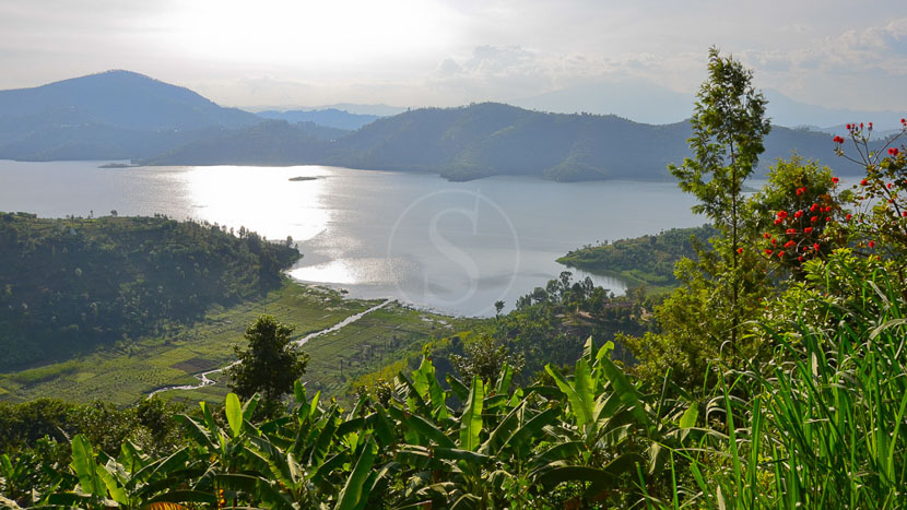Lac Kivu, Safari au Rwanda © Julien M.