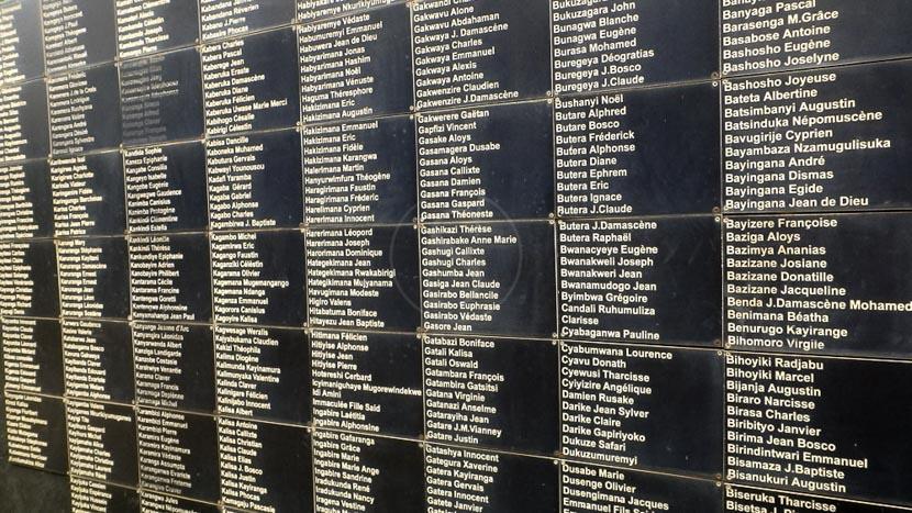 Mémorial du Génocide de Kigali, Mémorial du génocide à Kigali, Rwanda