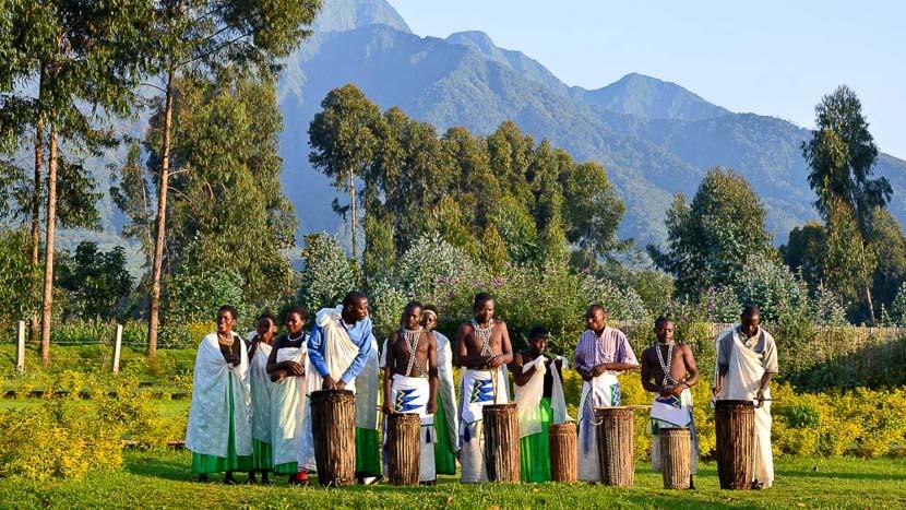 Les activités dans le parc des volcans, Safari au Rwanda © Julien M.