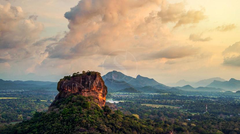 Triangle culturel, Région de Sirigiya, Sri Lanka