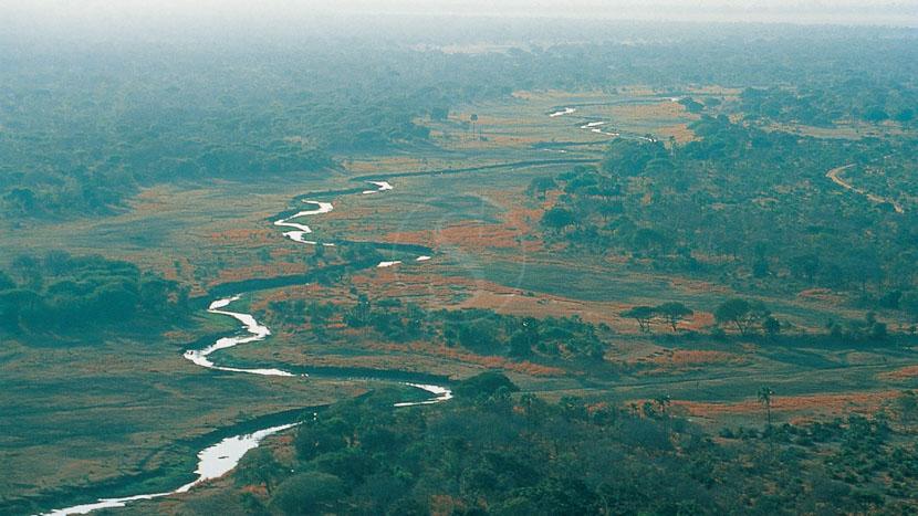 Camping improvisé à Katavi, Safari à Chada Katavi, Tanzanie © Nomad