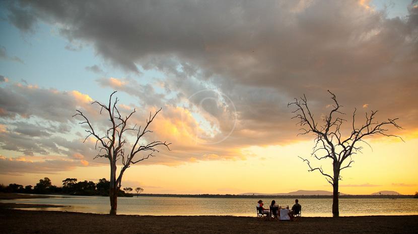Parc national de Nyerere (ex Selous), Siwandu, Réserve de Sélous, Tanzanie
