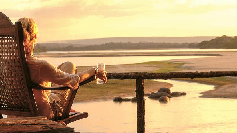 Parc national de Nyerere (ex Selous), Sand Rivers Selous, Tanzanie © Nomad