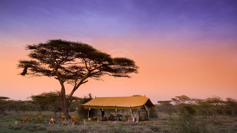 Parc national du Serengeti, Serengeti Under Canvas, Tanzanie © &Beyond