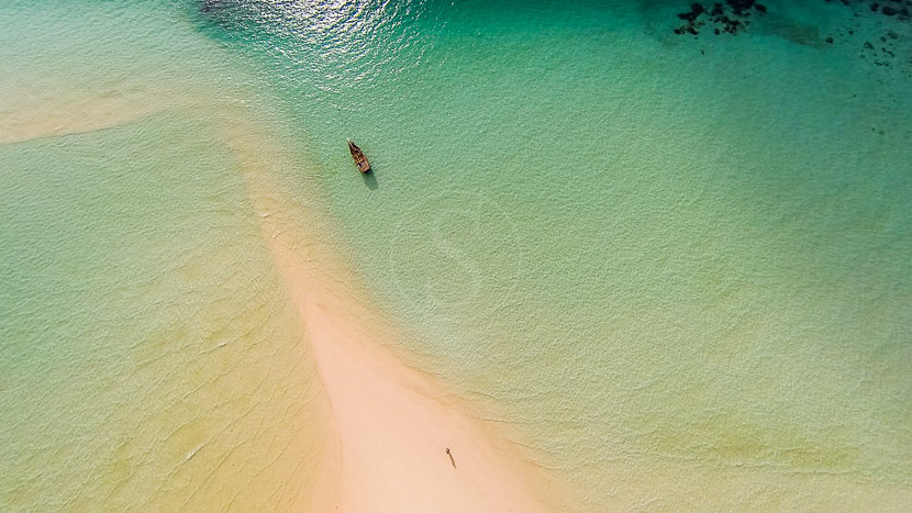 Blue Safari sur la côte de Zanzibar , Manta Resort Pemba, Tanzanie © Manta Resort