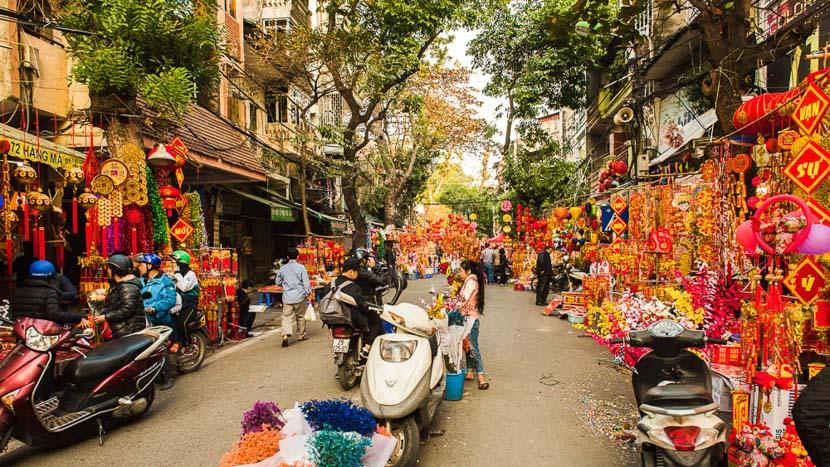 Quartier des 36 rues, Région de Hanoi, Vietnam