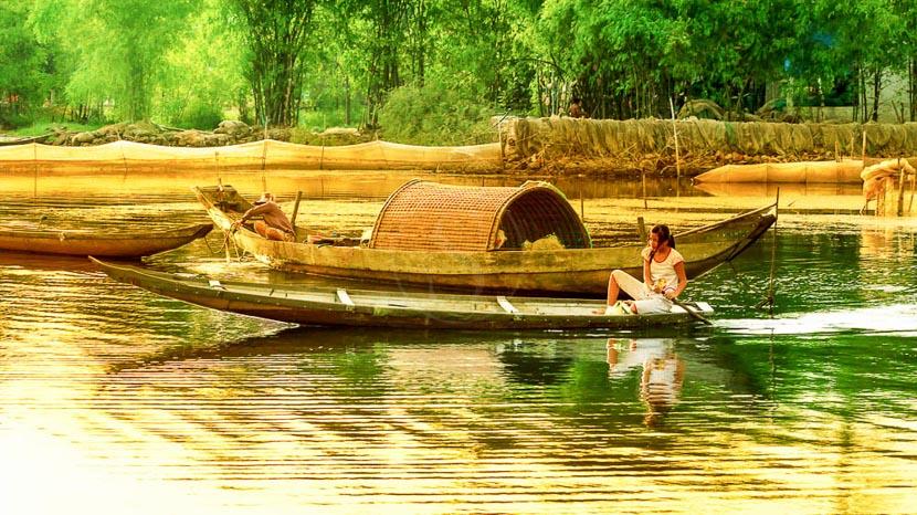 Cité impériale de Hue , Région de Hue, Vietnam